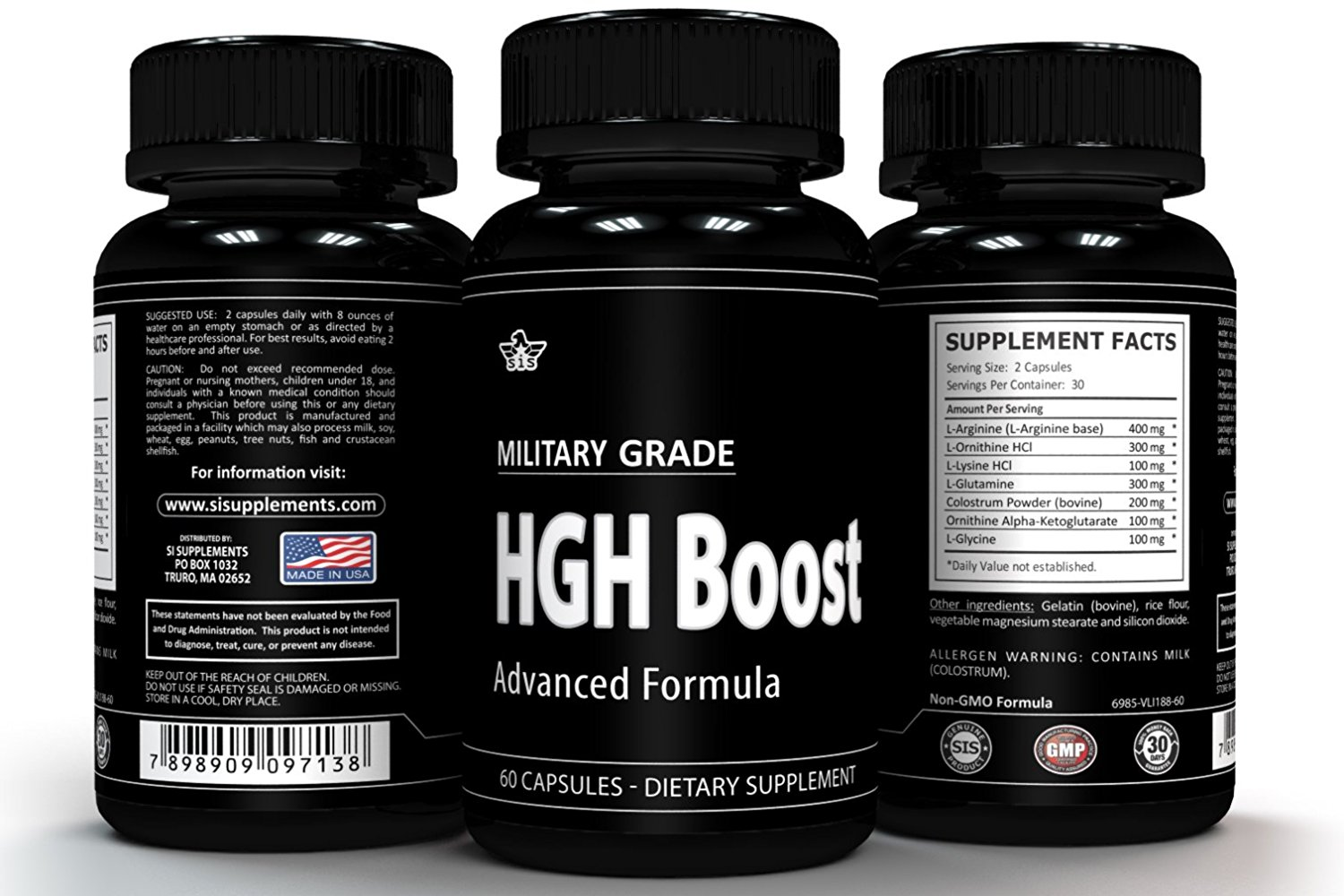 HGH Supplements - Sytropin   The Health Supplements